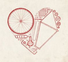 Bicycle Graphic Design