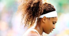French open the best ponytails in tennis, from serena williams to cici bellis - vogue Us Open, Serena Williams Tennis, Tennis Rules, Tennis Tips, Amy, Tennis Equipment, Caroline Wozniacki, Winner, French Open