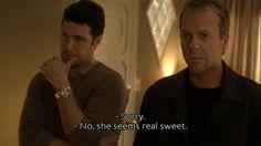 Tony Almeida and Jack Bauer; Season 4