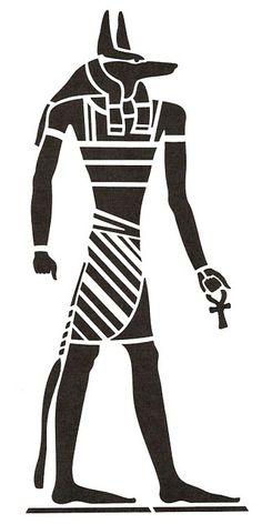 Free Stencils, Stencil Templates, Stencil Patterns, Stencil Designs, Designs To Draw, Egyptian Party, Faith Tattoo On Wrist, Egypt Tattoo, Dragon Tattoo Back Piece