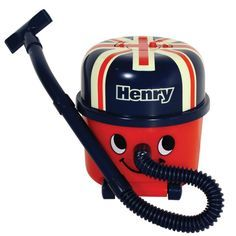 Buy Union Jack Henry Desk Vacuum Cleaner at Mighty Ape NZ. This special edition Union Jack Henry contains all the same features as the normal Henry and Hetty Desktop Vacs but he has a fab Union Jack lid which .