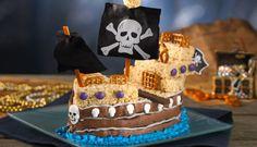 Plunderin' Pirate Ship
