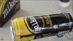 Grill z puszki po piwie