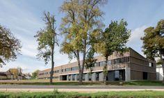 Ackermann + Raff, Tübingen / Architekten - BauNetz Architekten Profil | BauNetz.de. FH Weihenstephan Triesdorf.