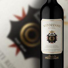 One of my favorite discoveries at WorldMarket.com: Frescobaldi Nipozzano Riserva Chianti Rufina