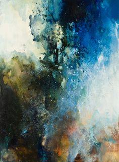 """Saatchi Online Artist: Chris Veeneman; Oil 2011 Painting """"18.1.2011"""""""