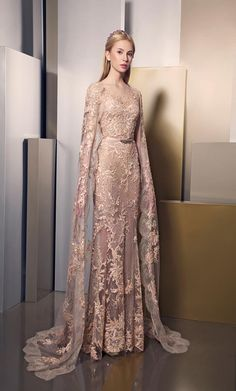 Elegance And Brilliance Through New Ziad Nakad Summer 2016 Dress Collection Beautiful Gowns, Beautiful Outfits, Elegant Dresses, Pretty Dresses, Couture Dresses, Fashion Dresses, Moda Paris, Zuhair Murad, Dress Collection