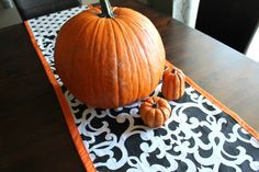 Halloween stencils from Royal Design Studio for DIY holiday decorations - via A Girl and a Glue Gun