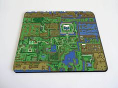 Light World in A Link to the Past mouse pad