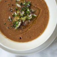 Heirloom Tomato Gazpacho - Dr. Weil's Healthy Kitchen