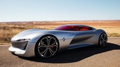 Así es el Renault Trezor, el concept car más lindo de 2016 El resultado fue rotundo Fuente... http://sientemendoza.com/2017/02/11/asi-es-el-renault-trezor-el-concept-car-mas-lindo-de-2016/