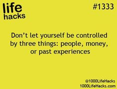 Improve your life one hack at a time. 1000 Life Hacks, DIYs, tips, tricks and More. Start living life to the fullest! Great Quotes, Quotes To Live By, Life Quotes, Simple Life Hacks, Useful Life Hacks, Motivational Quotes, Inspirational Quotes, 1000 Life Hacks, Thats The Way