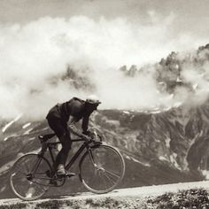 Fausto Coppi @gettyimages