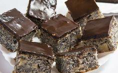 Pillekönnyű, egyszerű almás-mákos süti, csokival a tetején - Sokáig puha marad