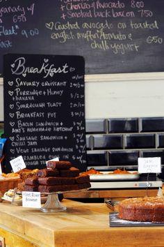 Manger à Londres, le plus difficile c'est choisir !