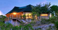 Glamping in Wimberly