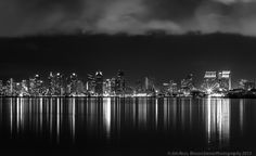 San Diego in B!!! by Jim Ross, via 500px