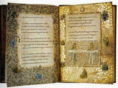 Books Bible Of Borso D'este 1455-1461 Facsimile Spare No Cost At Any Cost