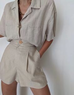 Classy Outfits, Chic Outfits, Short Outfits, Summer Outfits, Summer Wear, Summer Time, Spring Summer, Fashion Bible, Mein Style