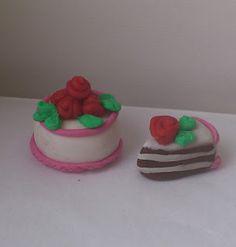 Gumpaste cake tutorial