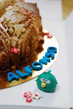 Piña Colada Pound Cake - Pajaroto (Pocoyo)