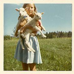 farm girl.