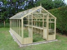 Wooden Greenhouse Shop online Squidoo is where we highlight the latest wooden greenhouses and greenhouse products. www.greenhousestores.co.uk