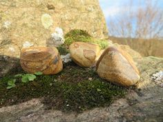 2 small purple Fluorite stones ca 37 together grams psy hippie goa deco minerals decoration rock Reiki healing Chakras  natural raw