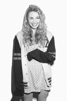 I love Mini's style in seasons 6&7 of skins  Freya Mavor / Mini McGuiness