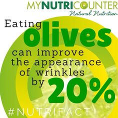 #nutrition #nutritionfacts #nutrifacts #vitamins #nutrients #healthy #olives