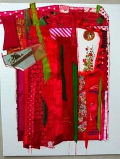 Textiles, Art Textile, Gift Wrapping, Gifts, Scrappy Quilts, Homemade, Gift Wrapping Paper, Presents, Wrapping Gifts