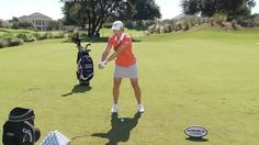 Charlotta Sorenstam shows a training drill to help you maintain the connection between your arms and body throughout your swing. Visit swingfix.golfchannel.com to get your custom instructional video tips!