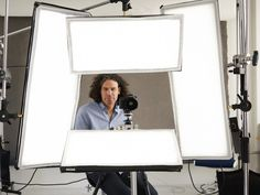 Image result for peter hurley lighting setup