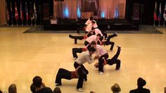 ABSOLUTELY INCREDIBLE!!! I LOVE THE CHOREOGRAPHY!!! BRILLIANT!! ILHC 2012 - Team - SAF Squad