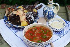RETETE DE POST - CAIETUL CU RETETE Salsa, Mexican, Ethnic Recipes, Food, Essen, Salsa Music, Meals, Yemek, Mexicans