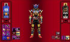 Kamen Rider Henshin