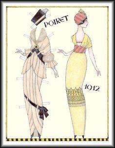 Moda no Tempo: anos 10 e 20 | Sem Espartilhos