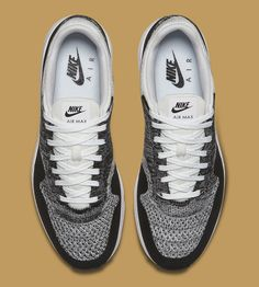 a6ea38c9b23e Nike Creates the Lightest Air Max 1 with Flyknit
