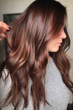 53 Auburn Hair Color Ideas To Look Natural | LoveHairStyles.com