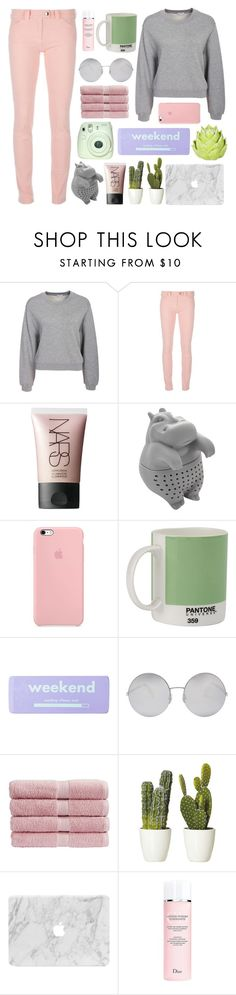 """""""WE BOTH KNOW WE AiN'T KiDS NO MORE ~iNTRO~"""" by innxcent-dreams ❤ liked on Polyvore featuring Filippa K, Balenciaga, NARS Cosmetics, CB2, W2 Products, claire's, Victoria Beckham, Christy, Christian Dior and Zara Home"""