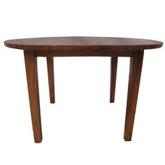 Round Dining Table, $975