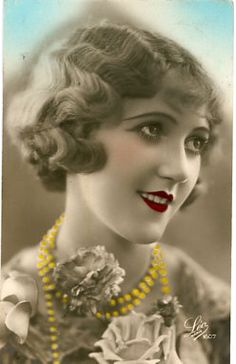French beauty 1920's-1930's