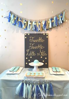 Well, the day is finally here. My sweet Lorenzo has turned one. We had what I call a small family get together of 35ish at our house. (We a...
