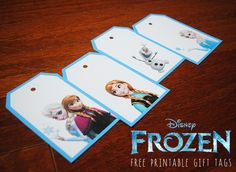 9 Best Images of Frozen Printable Tags - Frozen Printable Gift Tags, Frozen Gift Tags Free and Frozen Christmas Gift Tags Printable Frozen Party Food, Disney Frozen Birthday, Frozen Birthday Party, 5th Birthday, Birthday Ideas, Free Printable Gift Tags, Printable Party, Free Printables, Frozen Crafts