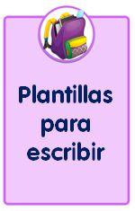 Plantillas para escribir con diferentes tipos de pauta Efl Teaching, Teaching Spanish, Teaching English, Familia Y Cole, Kids Math Worksheets, English Activities, Bilingual Education, Spanish Classroom, Programming For Kids