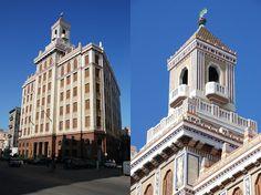11 Cuba - Old Havana Vieja - Edificio Bacardi