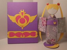 sailor moon card ^^