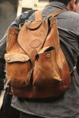 Las mochilas: prácticas y de moda.