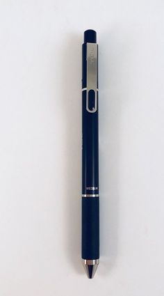 Tul Retractable Pen Ballpoint Black Silver Limited Edition Med 1.0 BP Series