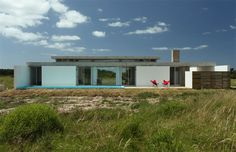 lacroze miguens prati: la compartida, house in tajamares, #uruguay - designboom | architecture